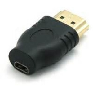 Переходник HDMI - MicroHDMI Greenconnect GC-MHDF2M