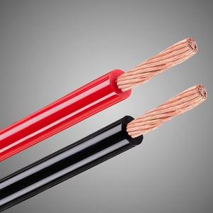 Аккумуляторный кабель в нарезку Tchernov Cable Standard DC Power 8 AWG Red