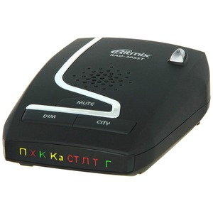 Антирадар Ritmix RAD-305ST GPS
