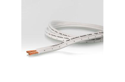 Отрезок акустического кабеля Norstone (арт. 2101) Classic White W150 3.95m