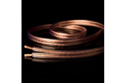 Отрезок акустического кабеля Norstone (арт. 2126) Classic Clear CL400 1.0m