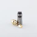 Разъем RCA (Папа) QED (QE6305) Performance Subwoofer RCA Plug Black