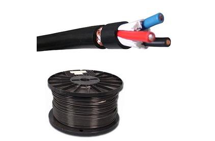 Отрезок акустического кабеля Ultimate Audio (арт. 2414) Power Cable PCC-1.4 0.9m