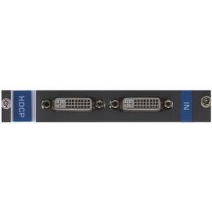 Выходная плата с 2 портами DVI-D для коммутатора Kramer HDCP-OUT2-F16/STANDALONE