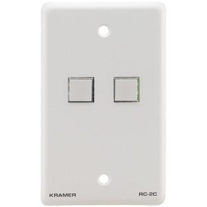 Установочная панель управления Kramer RC-2C/US(G)