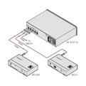 Электропитание приборов Kramer VA-102P12-MD