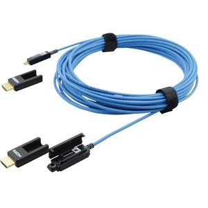 Кабель HDMI - HDMI оптоволоконный Kramer CLS-AOCH/XL-50 15.0m