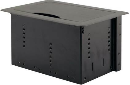 Модуль встраиваемый с убирающейся крышкой Kramer TBUS-10XL(B)