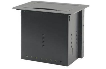 Модуль встраиваемый с убирающейся крышкой Kramer TBUS-5XL(B)
