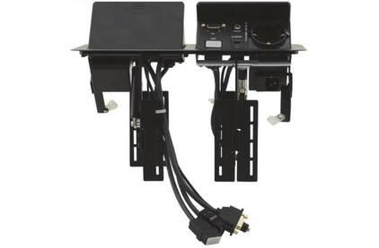 Модуль встраиваемый с пневматической крышкой Kramer TBUS-202XL(BC)