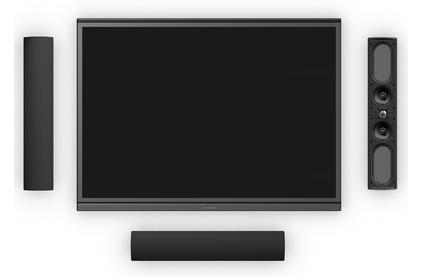 Колонка Dolby Atmos Definitive Technology Mythos Nine Black