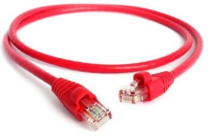 Кабель витая пара патч-корд Greenconnect GCR-LNC04 1.0m