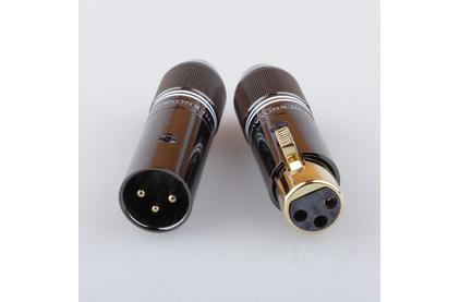 Разъем XLR (Комплект) Tchernov Cable XLR Plug Reference G White (2 штуки)