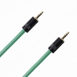 Кабель аудио 1xMini Jack - 1xMini Jack Rich Pro RP331GRN 1.5m