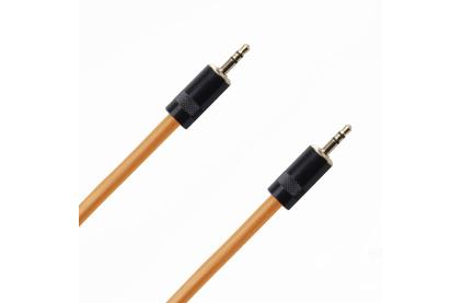 Кабель аудио 1xMini Jack - 1xMini Jack Rich Pro RP331ORA 1.0m