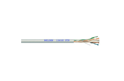 Отрезок кабеля витая пара BELDEN (арт. 2519) 1583E 4.0m