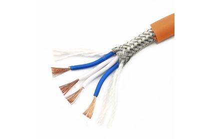 Отрезок акустического кабеля Canare (арт. 2696) L-4E6S ORN 4.3m
