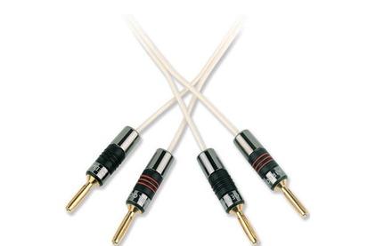 Отрезок акустического кабеля QED (арт. 2704) Micro 1.37m