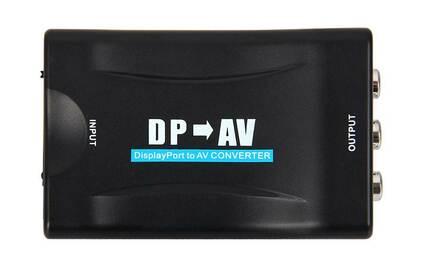 Преобразователь DisplayPort, HDMI, DVI и аудио Dr.HD 005011003 CV 11 DPC
