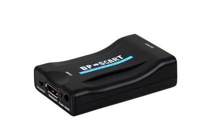 Преобразователь DisplayPort, HDMI, DVI и аудио Dr.HD 005011002 CV 11 DPSC