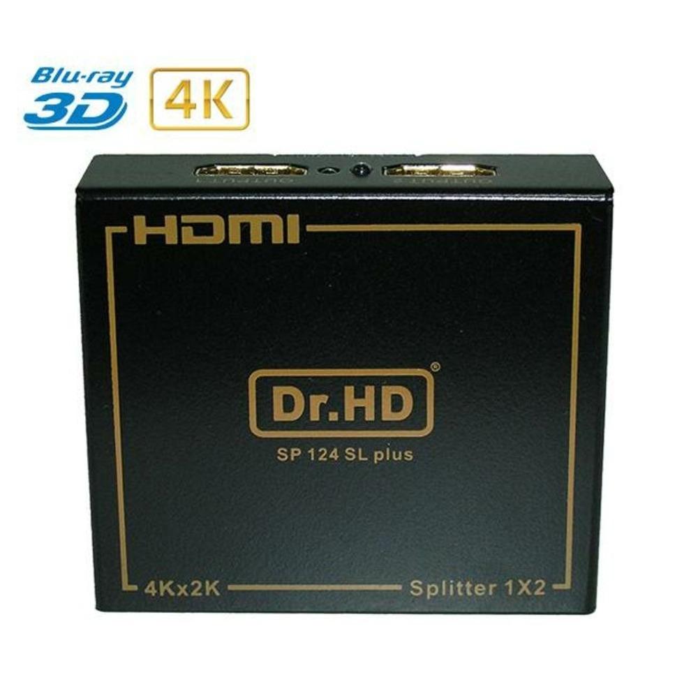 HDMI делитель 1x2 Dr.HD 005008025 SP 124 SL Plus