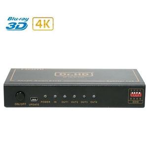 HDMI делитель 1x4 Dr.HD 005008026 SP 144 SL Plus