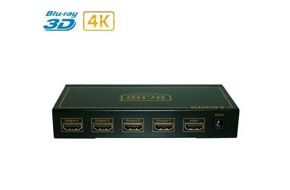 Усилитель-распределитель HDMI Dr.HD 005008026 SP 144 SL Plus