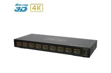 Усилитель-распределитель HDMI Dr.HD 005008032 SP 184 SL Plus