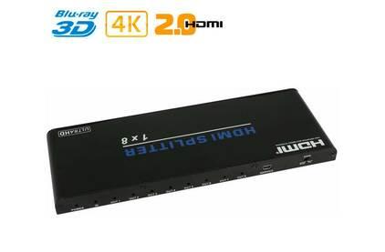 Усилитель-распределитель HDMI Dr.HD 005008038 SP 185 SL