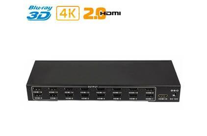 Усилитель-распределитель HDMI Dr.HD 005008039 SP 1165 SL