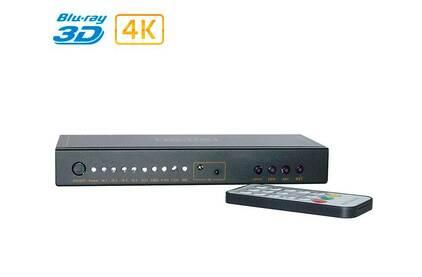 Коммутатор HDMI Dr.HD 005006018 SW 414 SLA