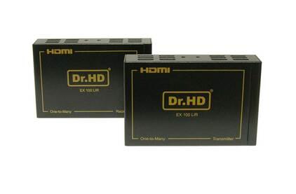 Передача по витой паре HDMI Dr.HD 005007021 EX 100 LIR
