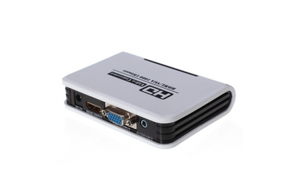 Преобразователь HDMI, аналоговое видео и аудио Dr.HD 005004047 CV 123 HVA