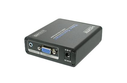 Преобразователь HDMI, аналоговое видео и аудио Dr.HD 005004056 CV 126 HVA