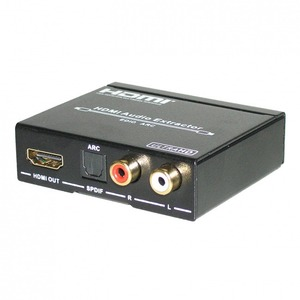 Конвертер HDMI в HDMI + SPDIF + L/R Audio Dr.HD 005004060 CA 144 HHA