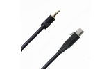Кабель аудио 1xMini Jack - 1xMini XLR Rich Pro RP343BLK 2.0m