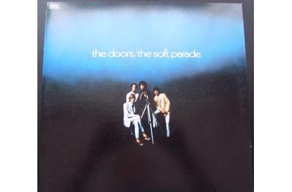 Виниловая пластинка LP The Doors - The Soft Parade (0075596067416)