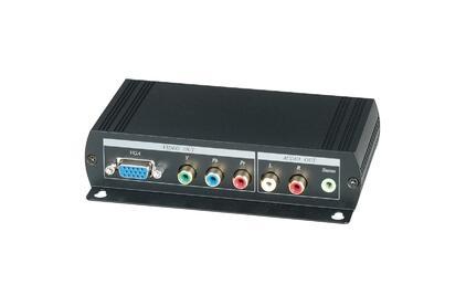 Преобразователь HDMI, аналоговое видео и аудио SC&T HVY01
