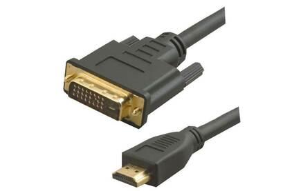 Кабель HDMI-DVI Lazso WH-141 20.0m