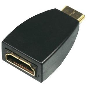 Переходник HDMI - MiniHDMI Lazso APHH10/CA