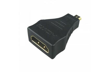 Переходник HDMI - MicroHDMI Lazso APHH10/DA