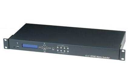 Матричный коммутатор HDMI SC&T HS04M