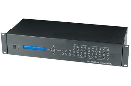 Матричный коммутатор HDMI SC&T HS10M