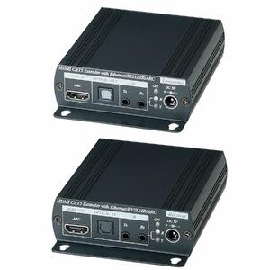 Передача по витой паре HDMI SC&T HE02N
