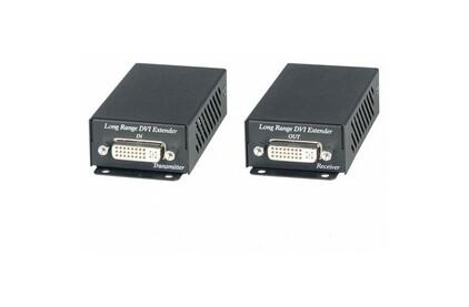Передача по витой паре DVI SC&T DE02E