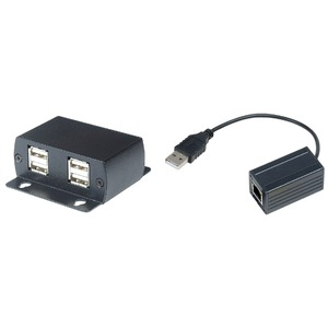 Передача по витой паре USB SC&T UE03