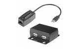 Передача по витой паре USB SC&T KM03