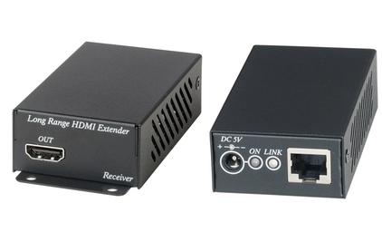 Передача по витой паре HDMI SC&T HE02ER