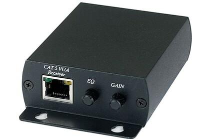 Передача по витой паре VGA SC&T TTA111VGA-R