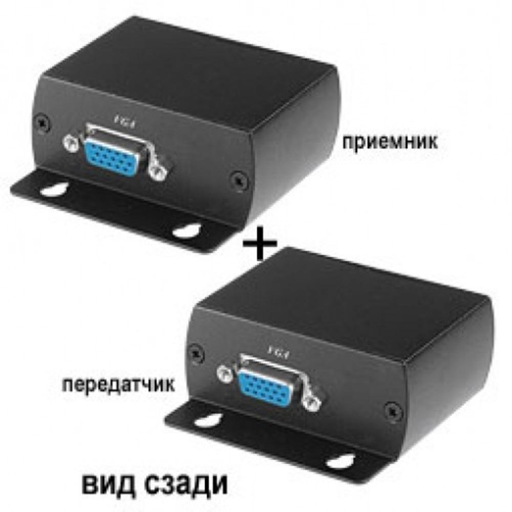 Передача по витой паре VGA SC&T VE01H